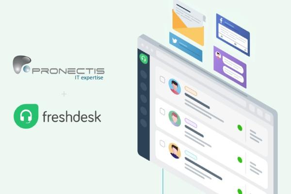Pronectis + Freshdesk