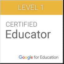 Certified Educator Level 1