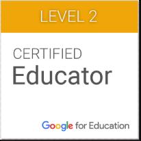Certified Educator Level 2